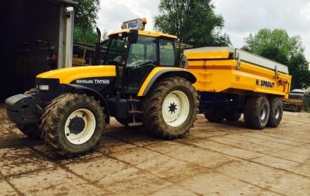 tractor kipper