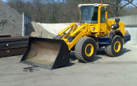 wiellader shovel werklust
