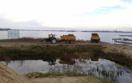 tractor kipper tractor grondkar