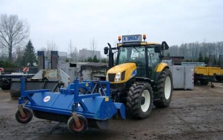 tractor veegmachine veegmachine